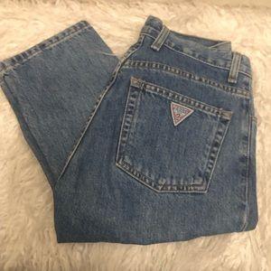 Vintage Guess original fit high rise jeans 26